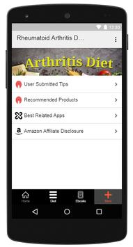 Rheumatoid Arthritis Diet screenshot 11