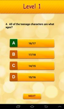Trivia Quiz: Archie & Team apk screenshot