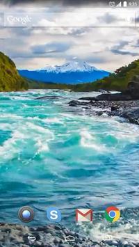 River Near Mountains Live screenshot 1