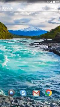 River Near Mountains Live screenshot 2