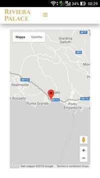 Hote Riviera Palace Sicily screenshot 4