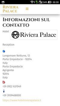 Hote Riviera Palace Sicily screenshot 6