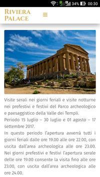 Hote Riviera Palace Sicily screenshot 7