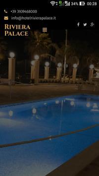 Hote Riviera Palace Sicily screenshot 1