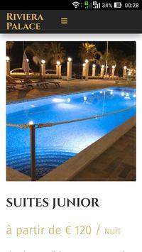 Hote Riviera Palace Sicily screenshot 3