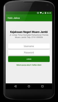 Halo Jaksa MuaroJambi screenshot 1