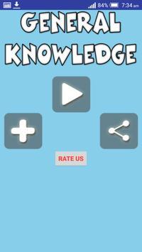 Islamic General Knowledge Urdu poster