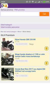 Harga Motor Bekas screenshot 1