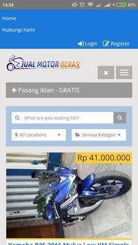 Harga Motor Bekas screenshot 2