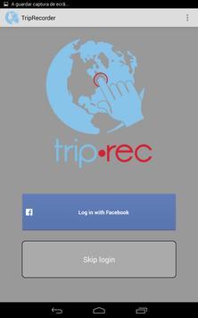 TripRecorder poster