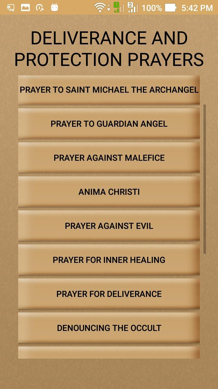 Catholic Prayers for Android - APK Download