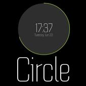 Circle UCCW icon