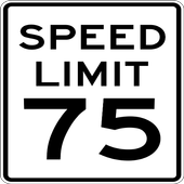 Hands-Free Speed Limit icon