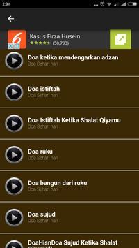 Bacaan Doa Sehari hari screenshot 2