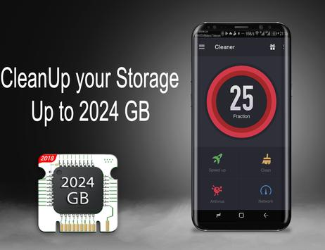 2024 GB Storage Space Cleaner poster