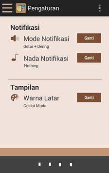 Atur Jadwal Harian apk screenshot