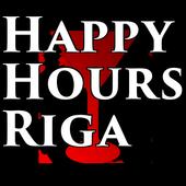 Riga Happy Hours 2017 icon