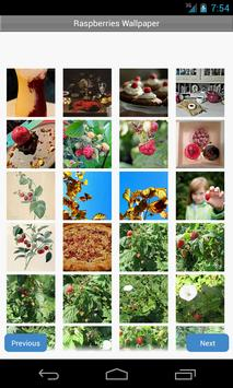 Raspberries Wallpapers poster
