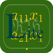 Linear Equations (SLE) Lite icon