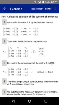 Linear Equations (SLE) Lite poster