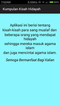 Kisah Hidayah Islam screenshot 1
