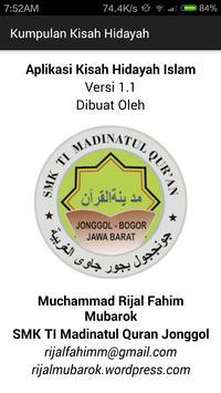 Kisah Hidayah Islam screenshot 3