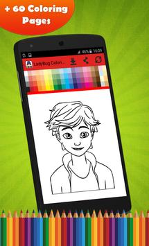 Coloring pages for Ladybug screenshot 6