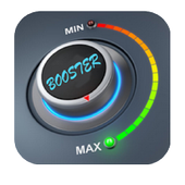 Volume Booster - Music Player MP3 Equalizer 2018 icon