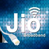 Jio Broadband icon