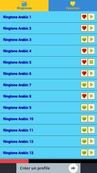Ringtone Arabic mp3 screenshot 2