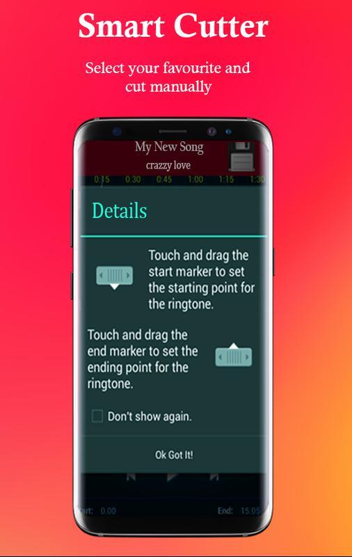 Mp3 Cutter Ringtone Maker Apk Download Free Music Audio App For