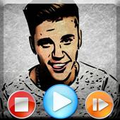 Justin Bieber Ringtones + Wallpaper + Selfie 아이콘
