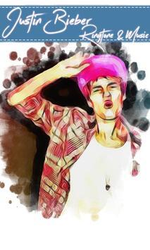 Justin Bieber Ringtones + Wallpaper + Selfie 포스터