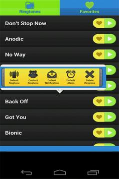 Dance Club Ringtones apk screenshot