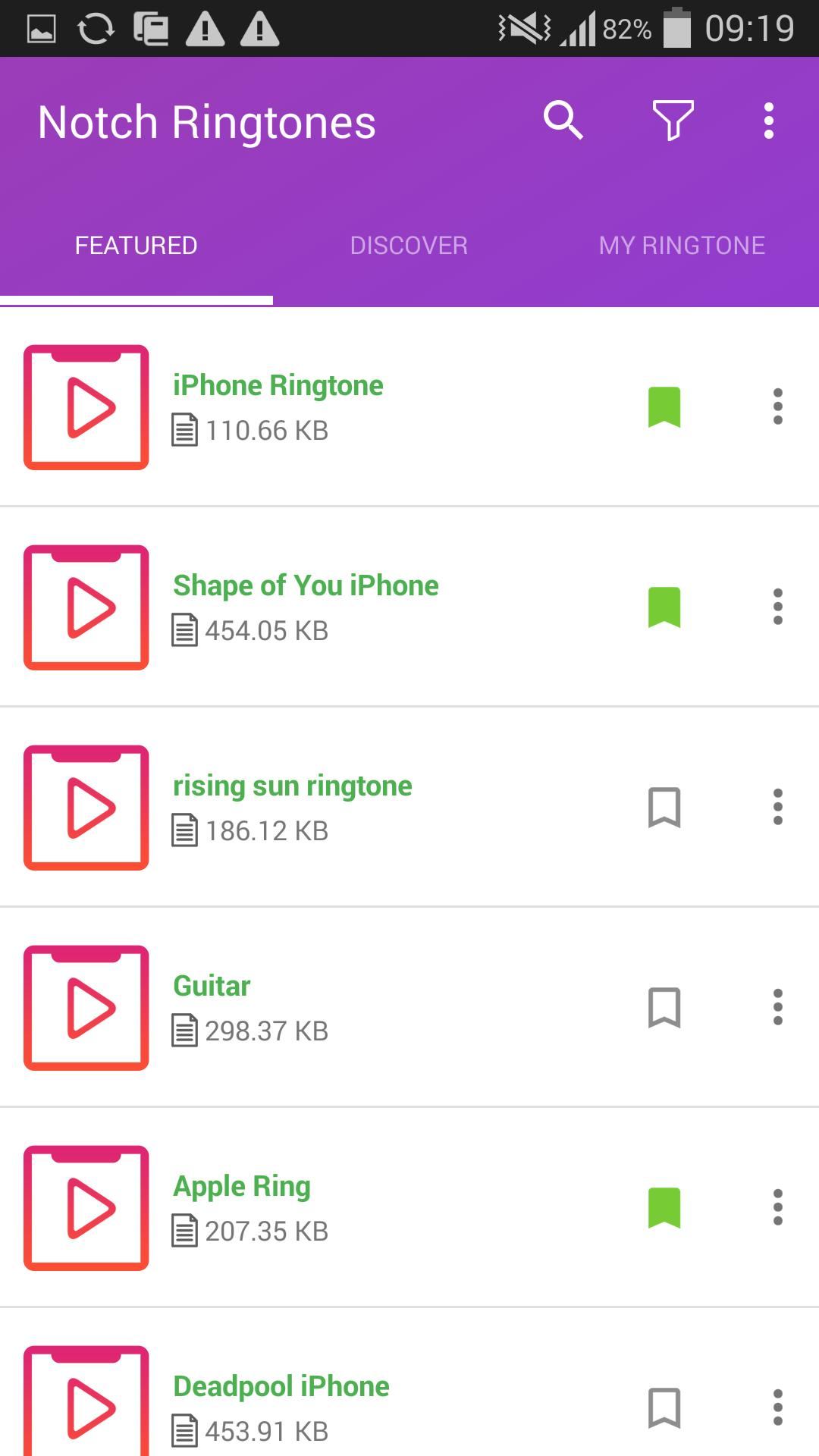 free ringtones for my android