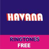 Havana ringtones icon