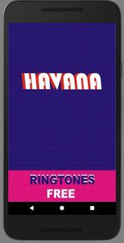 Havana ringtones poster