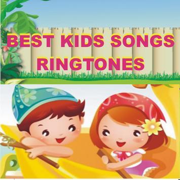 Kids ringtones free poster