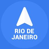 Navigation Rio de Janeiro icon