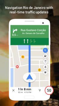 Navigation Rio de Janeiro poster