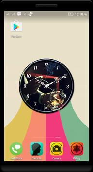 Smoke Clock Live Wallpaper apk screenshot