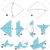 300+ Step By Step Origami Making icon