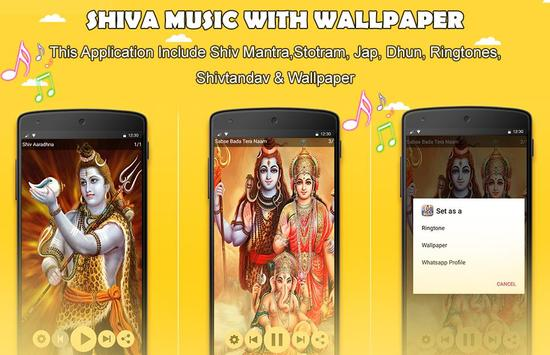 Shiva Music with Wallpaper for Android - APK Download