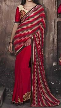 New Women Saree 2017 screenshot 4