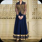 New Anarkali Dress Design 2017 icon