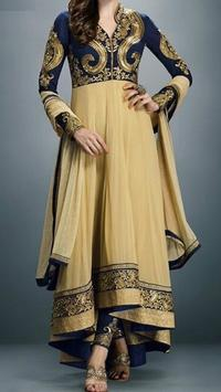 New Anarkali Dress Design 2017 apk screenshot