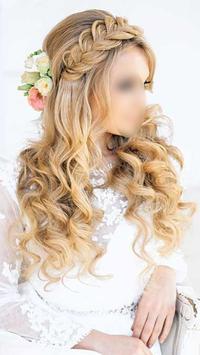 Women Marriage Hairstyle 2017 screenshot 4