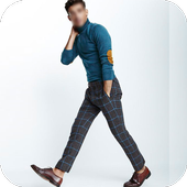 Mens Chex Pant Trousers 2018 icon