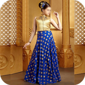 Girls Ethinic Dress Collection 2018 icon