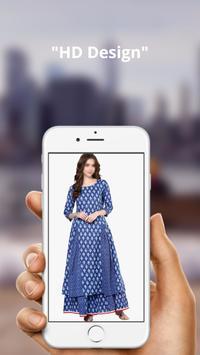 Salwar Kamees For Women 2018 screenshot 2